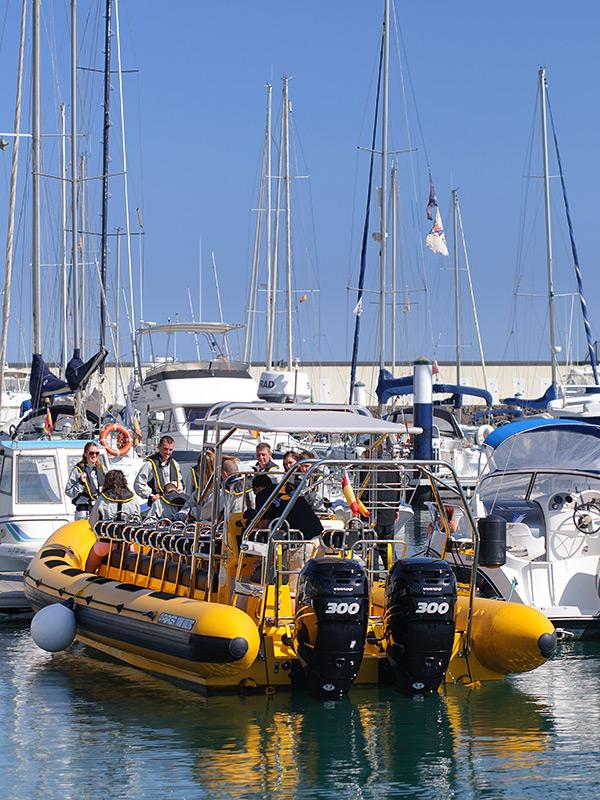 boat trips in Lanzarote, Puerto del Carmen